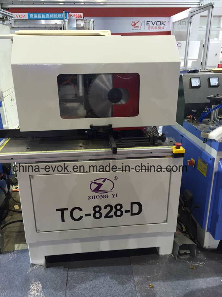 High Precision Kitchen Woodworking Vertical Cutting Machine Tc-828d