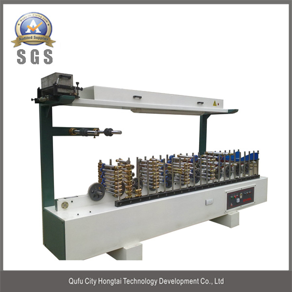 Woodworking Machinery Wfj300A Type Line Cladding Machine