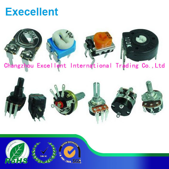 Linear Rotary Potentiometer for Audio Mixer Potentiometer
