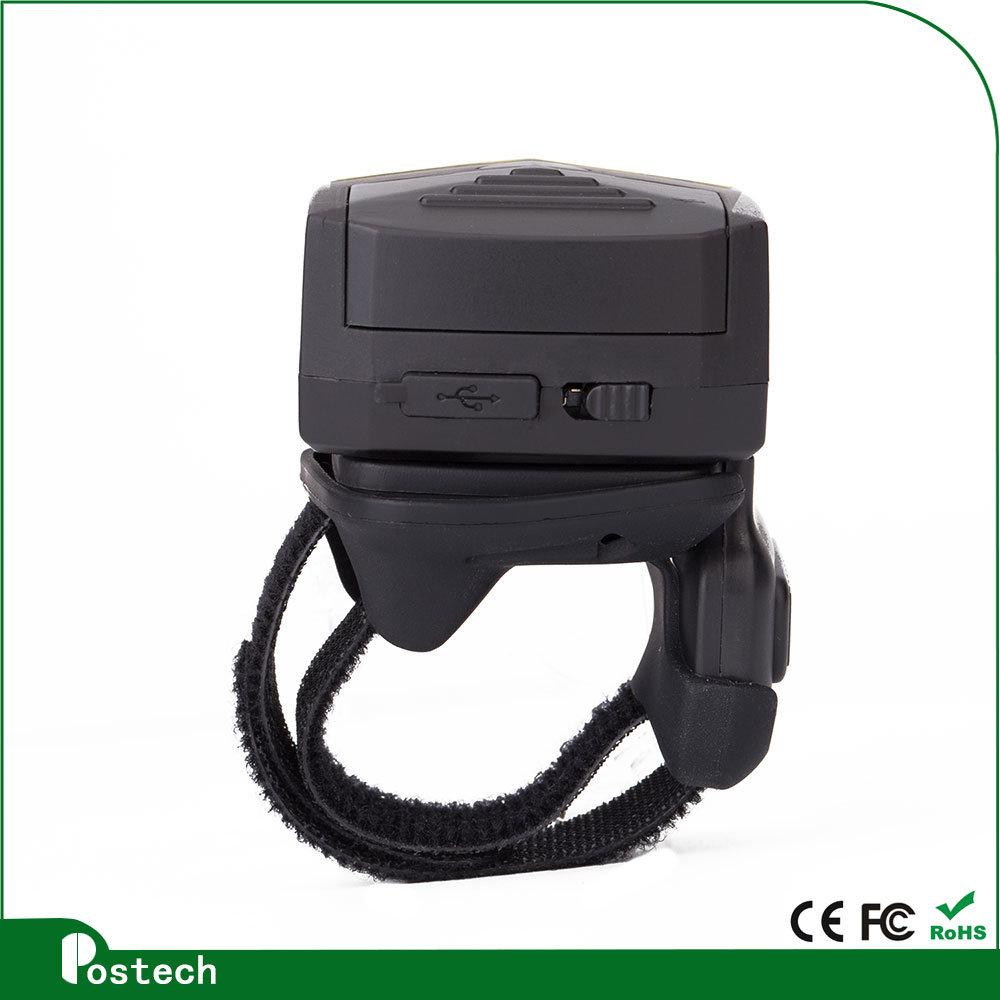 Wearable Ring Barcode Scanner Finger Reader
