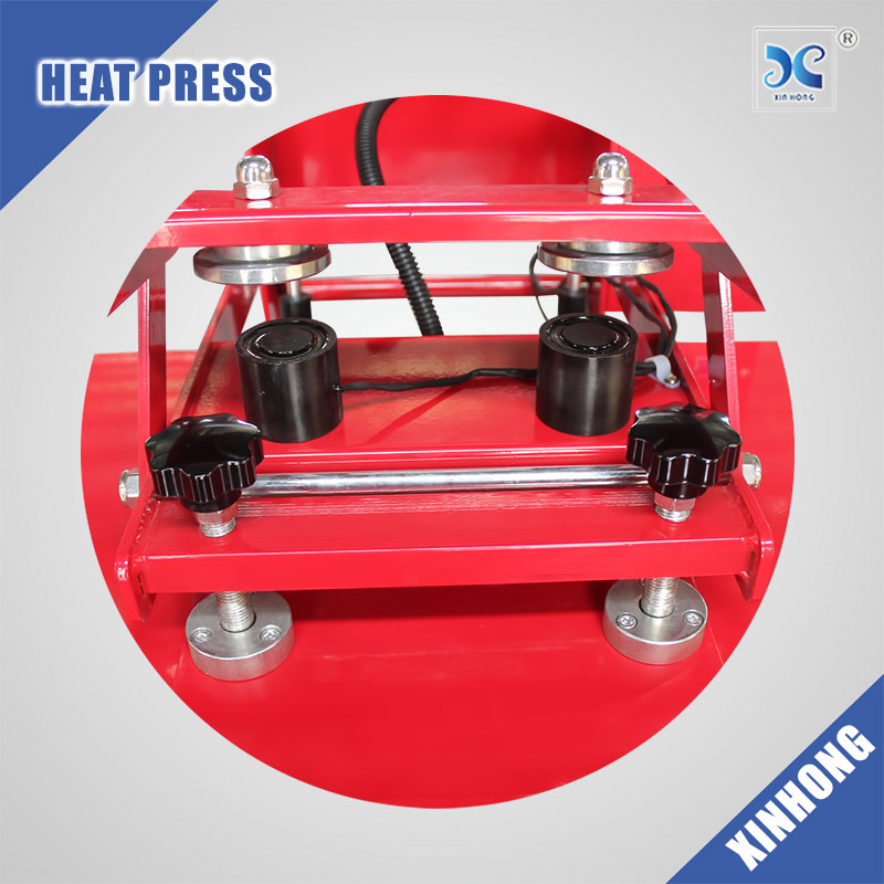 60*80cm Large Format Sublimation Heat Press Machine HP680