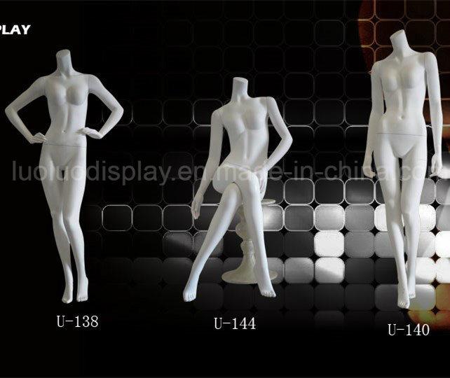 Headless Female Mannequin for Clothing