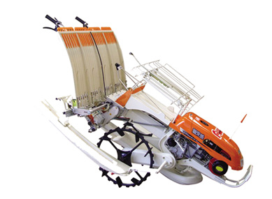 Flw 2z-455 Walking- Type Rice-Transplanter