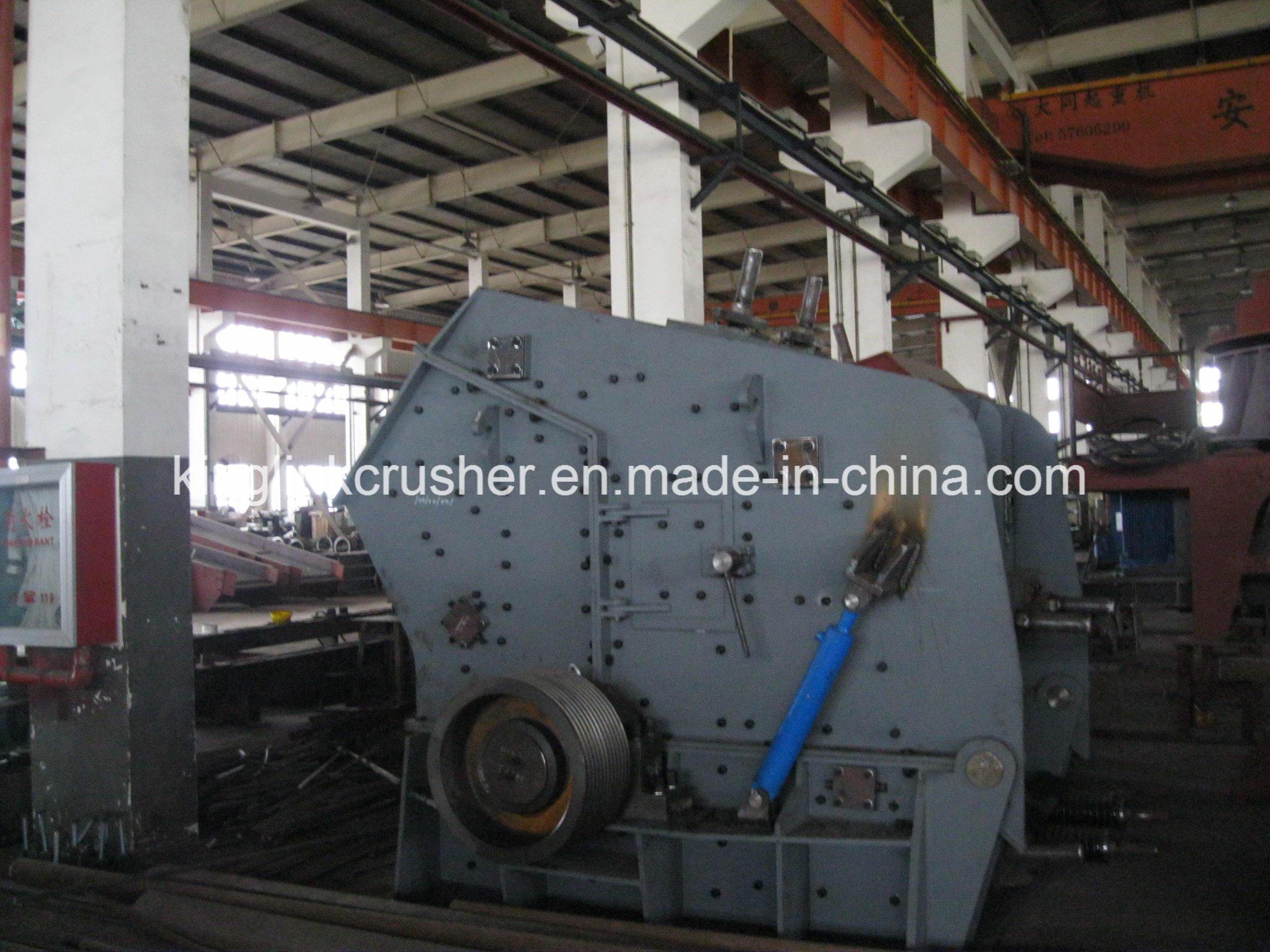 Impact Crusher for Limestone Crushing