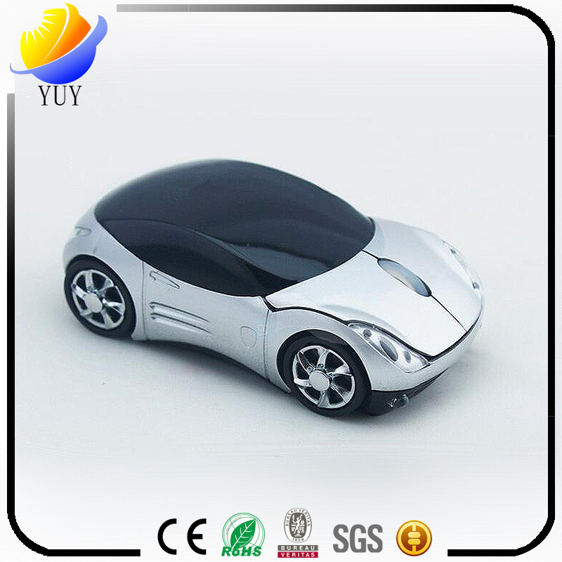 Wired Wireless New Ferrari Car Mouse