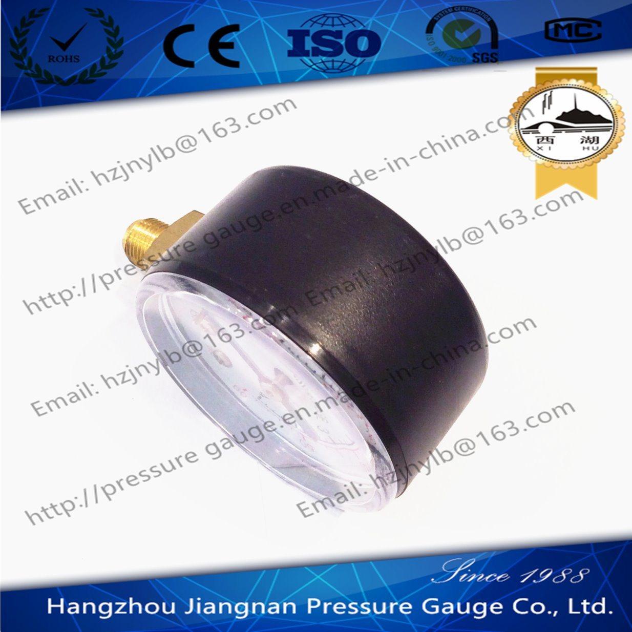 50mm 2′′ Solid General Pressure Gauge