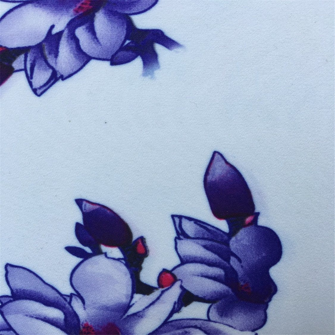 Polyester 4-Way Stretch Fabric with Digital Printing, Women′s Dress, Clothing, Garment Fabric