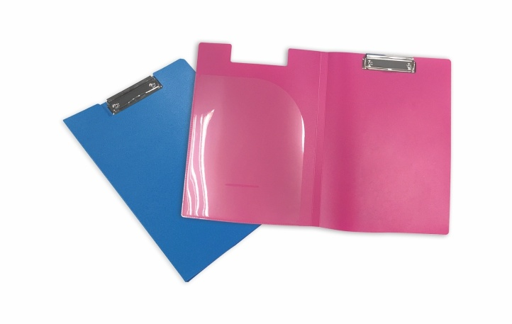 Office Supply Stationery Metal Clipboard File Folder or Report Folder (Clip Folder)