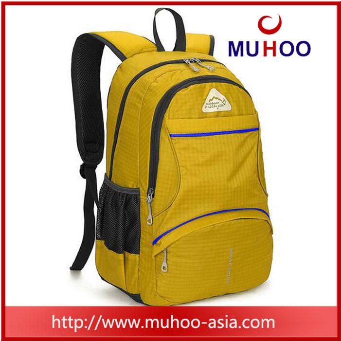 Outdoor Travel Sports Daypack Bag Laptop Computer Hiking Backpack for Men