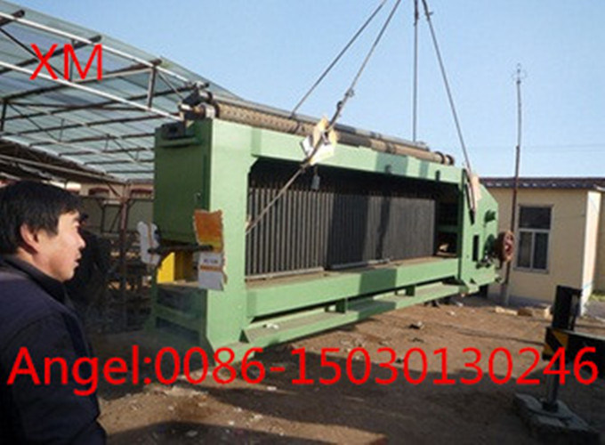 Heavy Duty Hexagonal Wire Mesh Machine/Gabion Machine