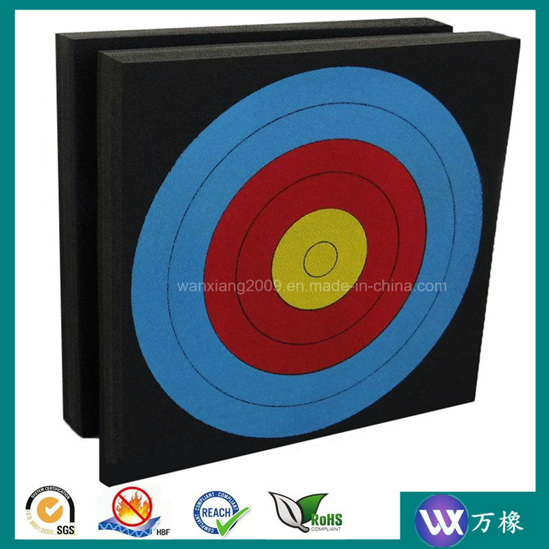 Square Round EVA Foam Archery Targets for Bow Shooting