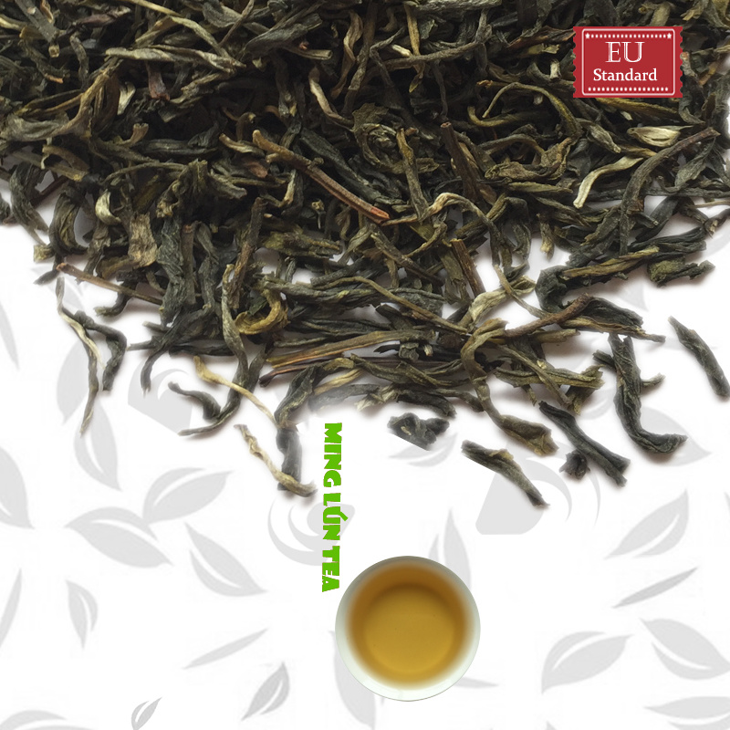 EU Standard Tea Leaf Drink Tea Organtic Green Op Tea
