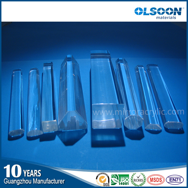 Olsoon Factory Direct Color Acrylic Rods/PMMA Rods