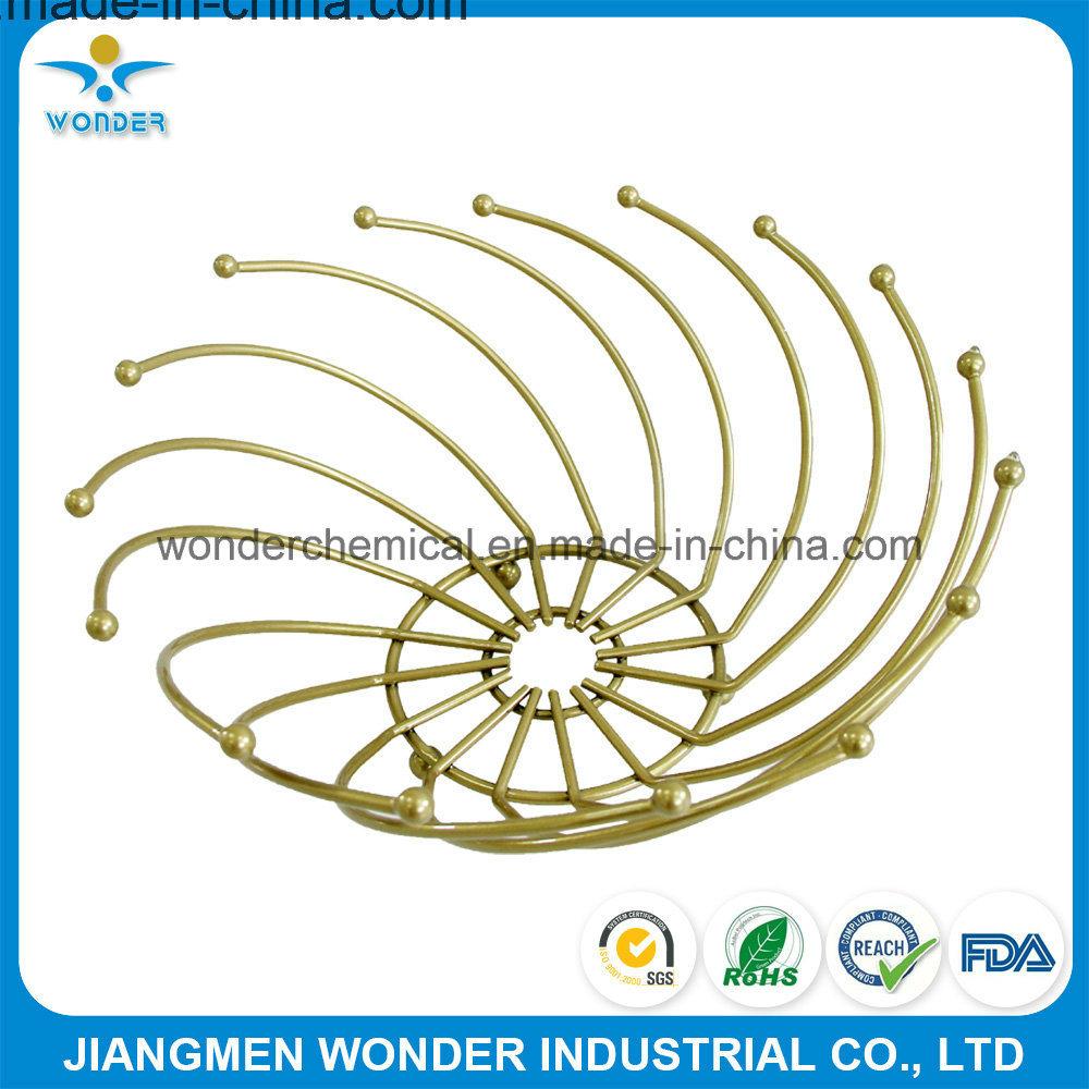 Anti-Corrosion Metallic Copper Gold Powder Coating Paint