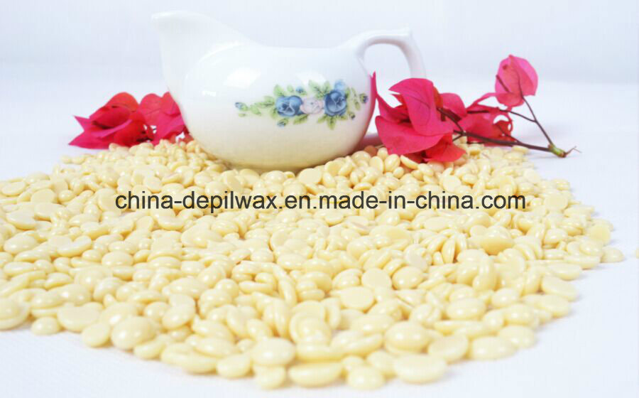 Depilatory Wax Brazilian Hard Wax Pellets