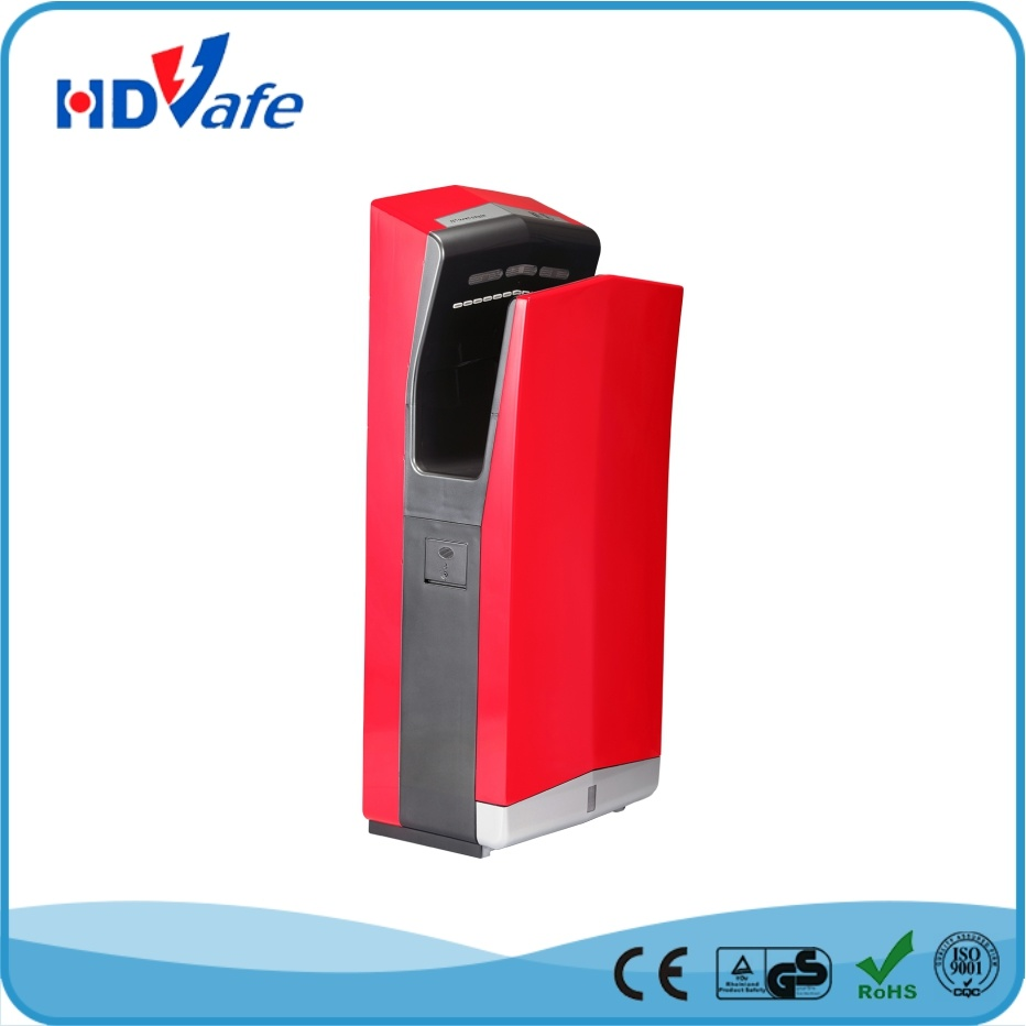GS, Ce Certified Dual Jet Air High Speed Hand Dryer