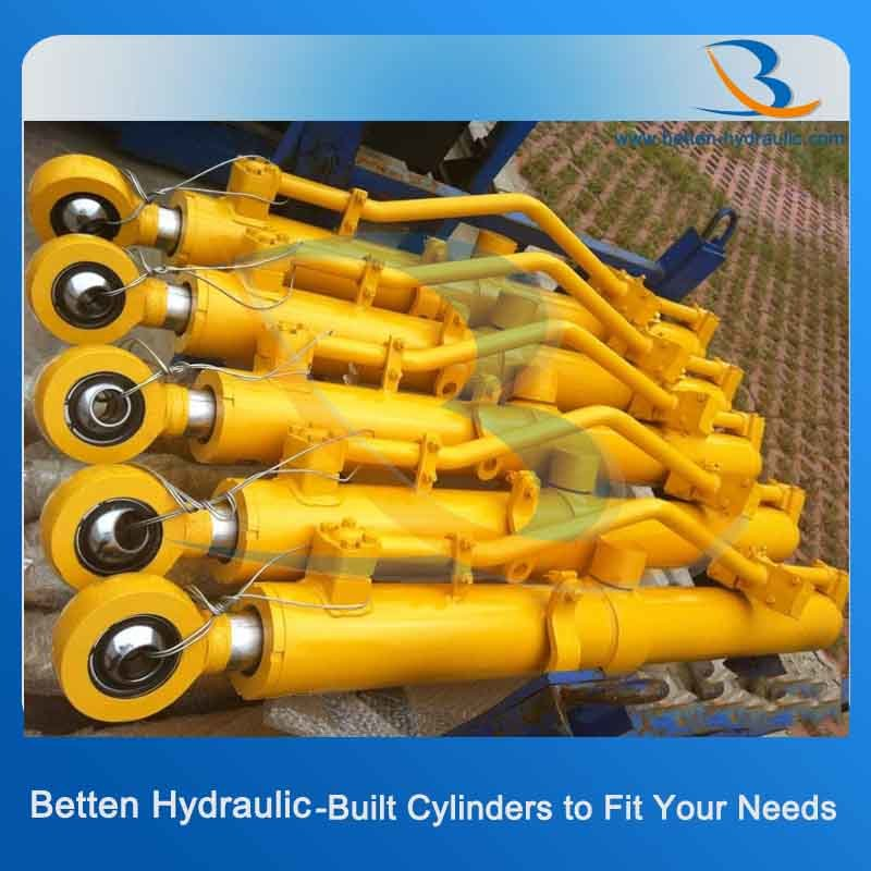 Double Acting Outrigger Hydraulic Cylinder for Mobile Crane