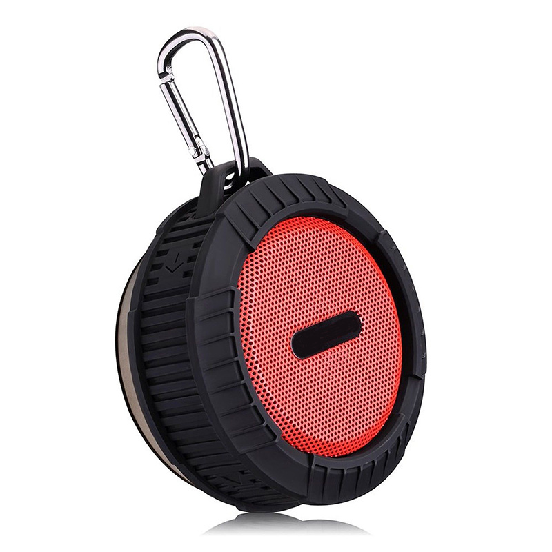 Gymsense Portable Wireless Bluetooth 4.0 Waterproof Speaker
