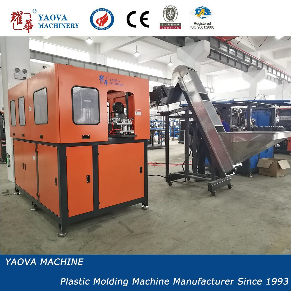Variety Kinds of Water Bottle Plastic Molding Machine