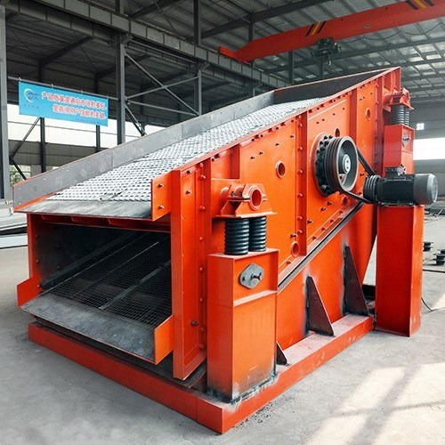 Xinxiang Mining Ore Circular Vibrating Screening (Machine)