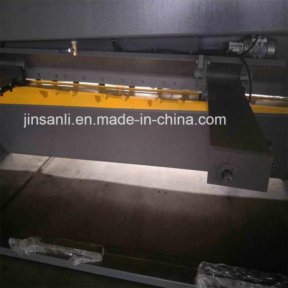 Shanghai Jinsanli Metal Sheet Plate Shearing Machine, Cutting Equipment with Best Quality