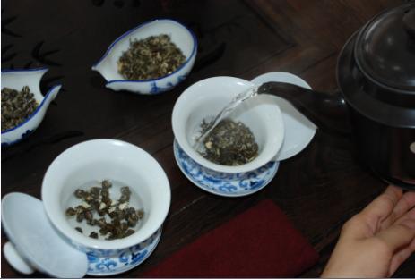 EU Standard Tea Leaf Drink Tea Organtic Green Op Tea