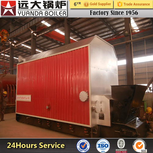 600, 000 to 6, 000, 000kcal/Hr Coal Fired Hot Oil Thermal Oil Boiler