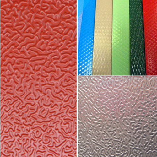 Coated Embossed Aluminum Coil Sheet