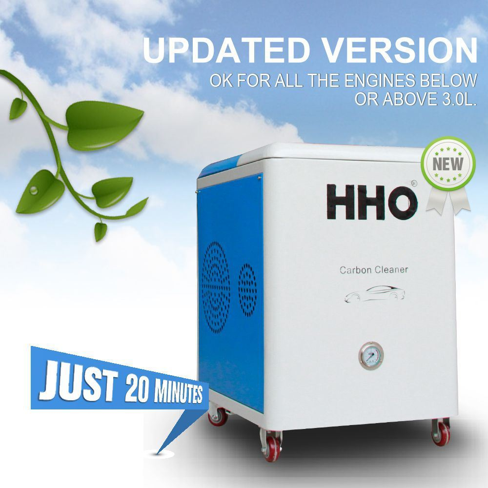 Hho Gas Generator for Auto Carbon Cleaning