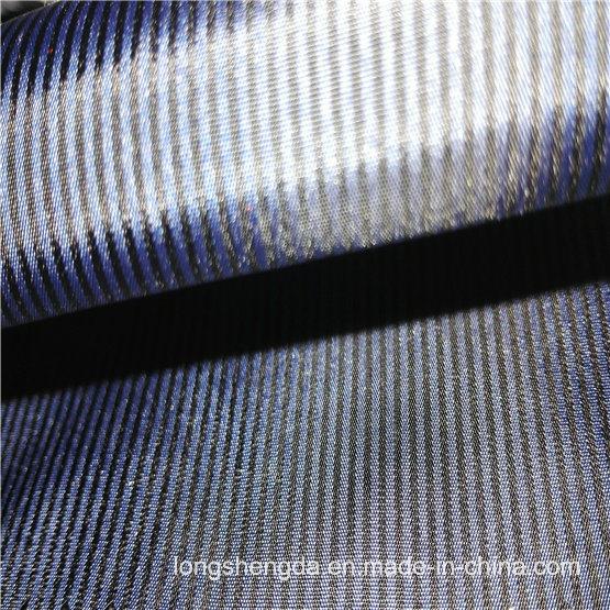 50d Woven Twill Plaid Plain Check Oxford Outdoor Jacquard 35% Polyester 65% Nylon Blend-Weaving Fabric (H026B)
