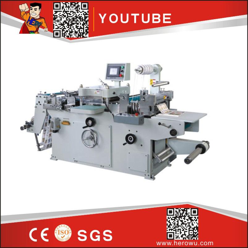 CE Standard PVC Pet BOPP OPP PE Paper Film Slitting Machine
