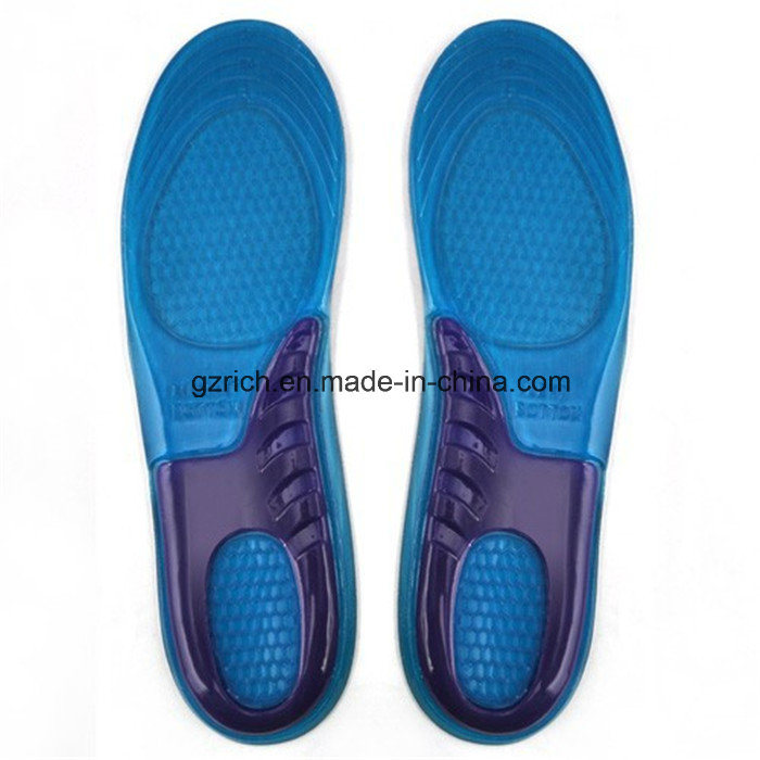 Sports Massaging Silicone Gel Insoles