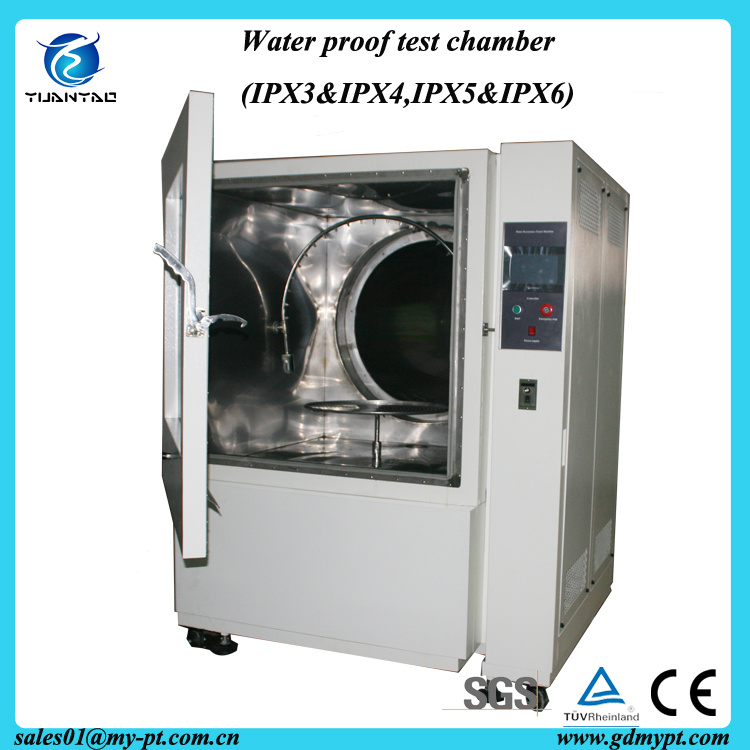 IEC60529 Ipx1 to Ipx6 Rain Resistance Test Machine