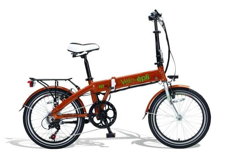Foldable E-Bike The First Generation (TDM1202Z)