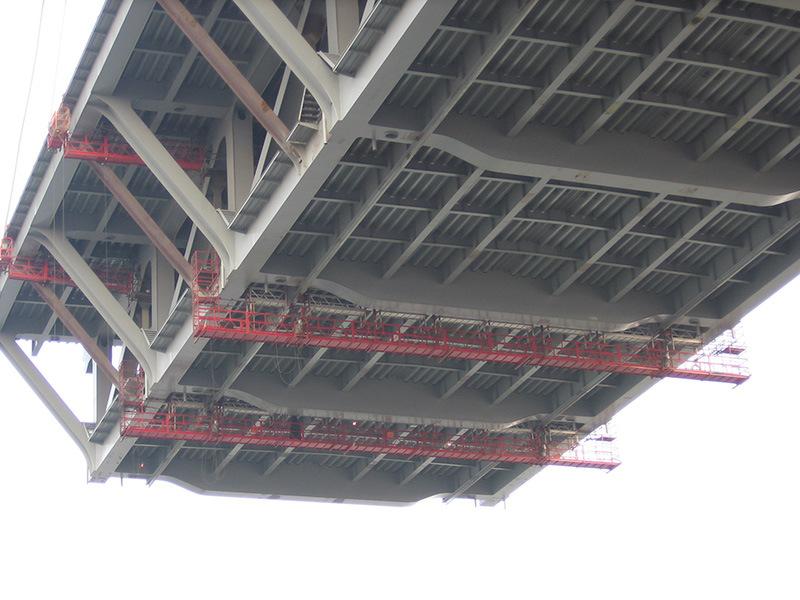28m Bridge Suspended Work Platform