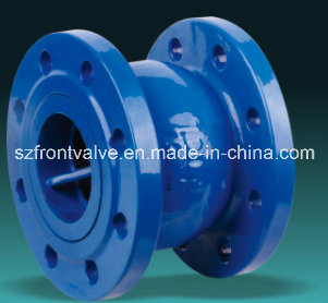 Cast Iron/Ductile Iron Flanged End Vertical Check Valves