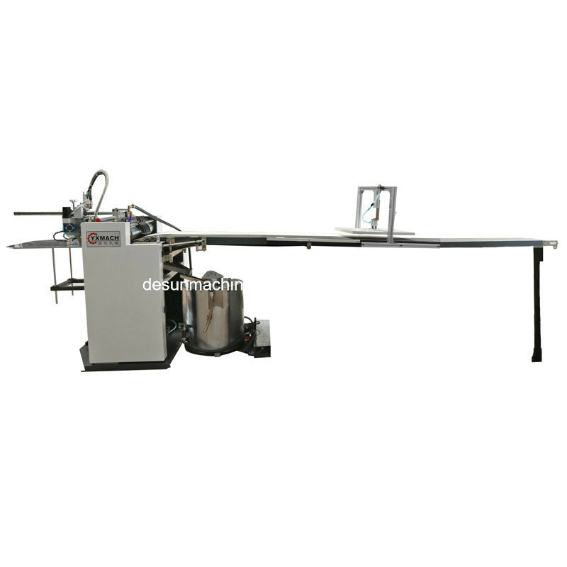 Yx-6418e Servo Control Paper Feeding & Gluing Machine