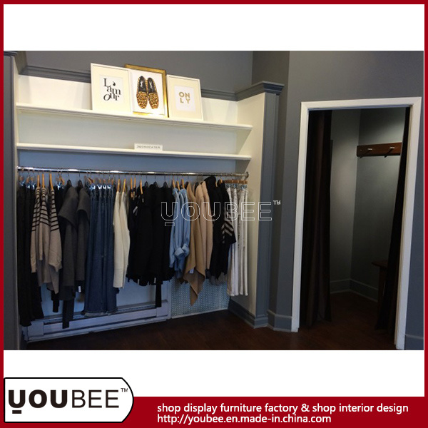 Factory Supply Display Fixtures for Women Clothing Retail Store