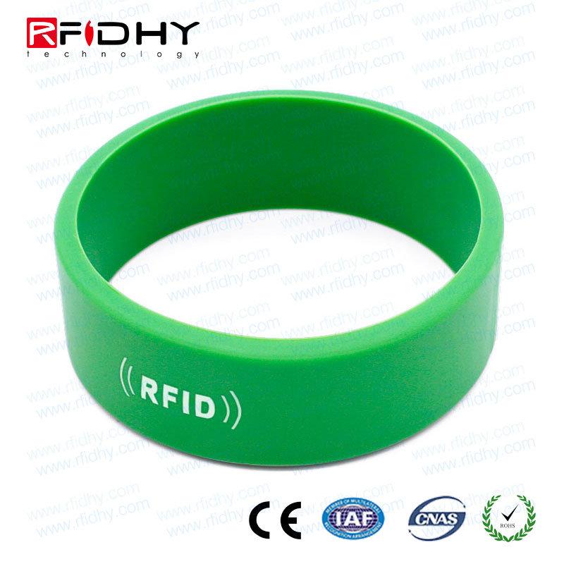 Promotional IP68 Silicone Smart RFID Bracelet & Wristband
