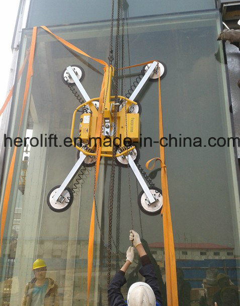 Capacity 500kg Glass Lifting Equipment for Glass and Window Installation