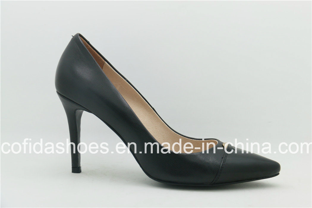 china classic designs elegant high heels office lady shoes photos pictures made in. Black Bedroom Furniture Sets. Home Design Ideas