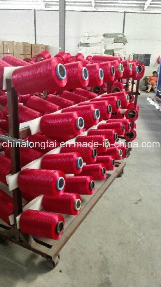 840d Polypropylene Colorful High Tenacity PP Multifilament Yarn