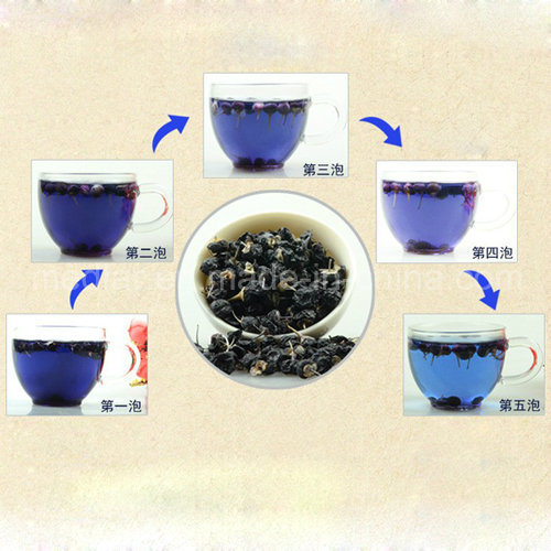 Medlar Organic Black Goji Berries Dried Fruit