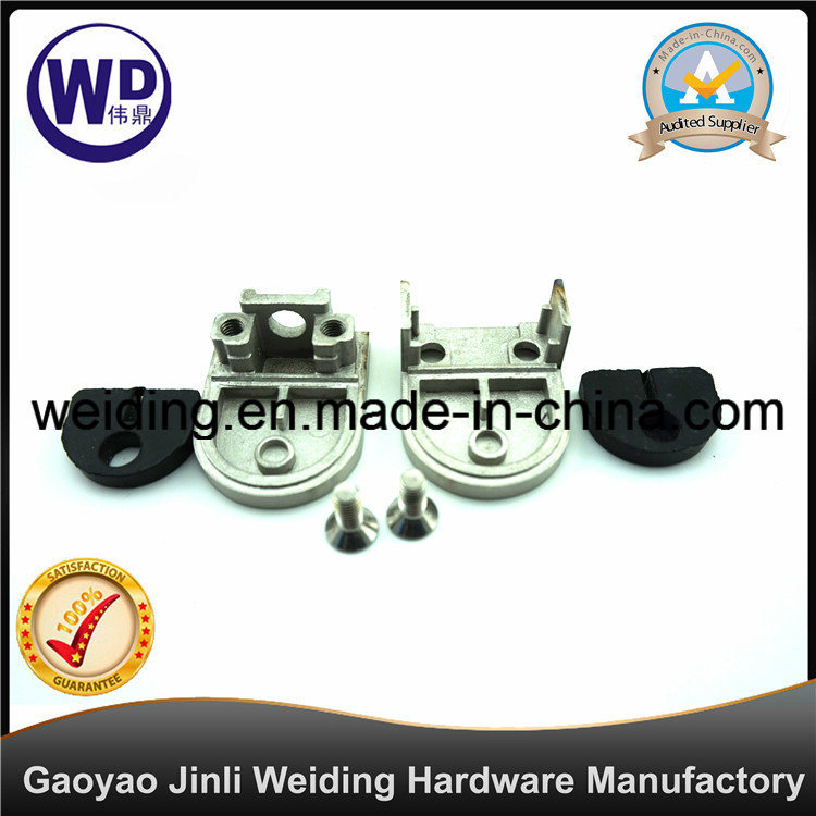 Balustrade Accessory Glass Clamp/Staircase Railing Accessory Balcony Railing Parts Wt-S8033-51