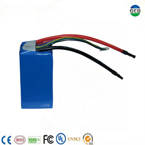 Ec/UL Approved High Safety Low Temperature Lithium Jumper Battery for Vehicle