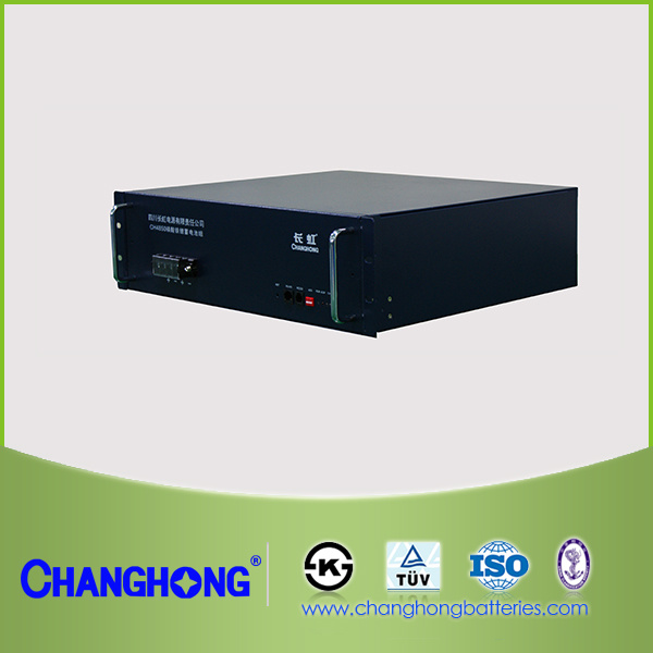 Changhong Lithium-Ion Battery Pack for Telecommunication Base Station Application (Li-ion Battery)