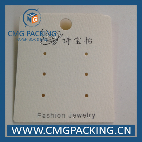 Customized Printed Earring Display Case (CMG-031)