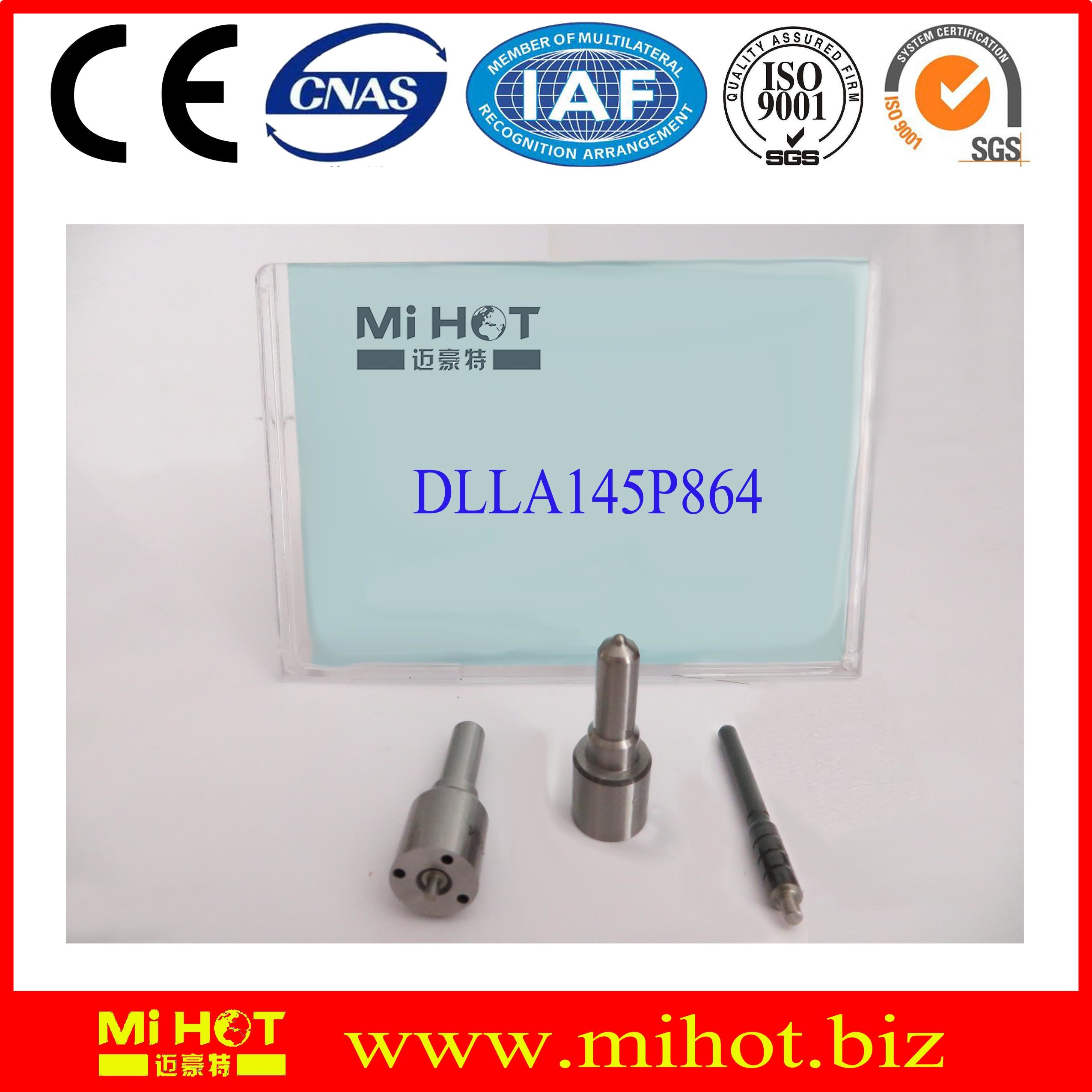 Common Rail Diesel Injector Nozzle Dlla145p864