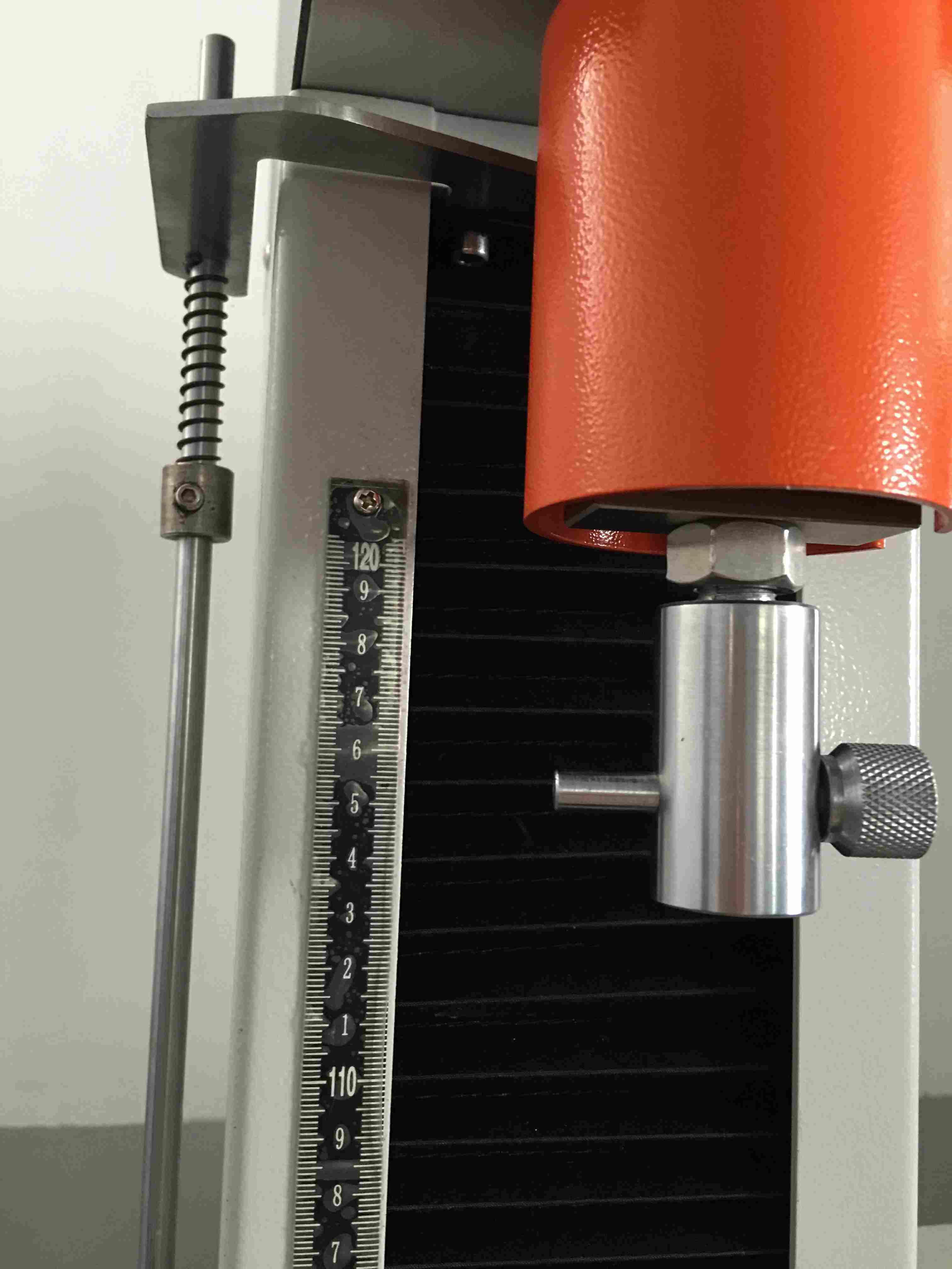 Micro-Computer Single Column 5kn Rubber/Plastic Tensile Tester