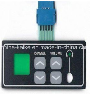 Pet Membrane Keypads with 35V DC Operating Voltage